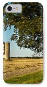 Lonely Silo 4 IPhone Case