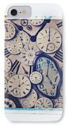 Lost Time IPhone Case by Garry Gay