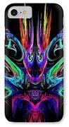 Magic Fire IPhone Case by Klara Acel