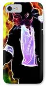 Magical Michael IPhone Case by Paul Van Scott