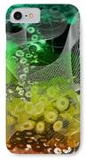Magnification 3 IPhone Case by Angelina Vick