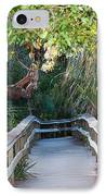 Mahogany Hammock IPhone Case by Kenneth Albin