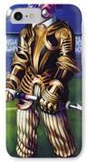 Major League Gladiator IPhone Case