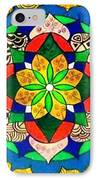 Mandala Circle Of Life IPhone Case