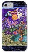 Manifest Destiny IPhone Case by Genevieve Esson