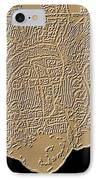 Map Of Mesopotamia IPhone Case by Sheila Terry