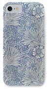 Marigold Wallpaper Design IPhone Case