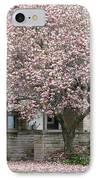 Marinette Magnolia IPhone Case by Mark J Seefeldt