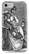 Martyrdom: Saint Julian IPhone Case by Granger