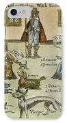 Matthew Hopkins (d. 1647) IPhone Case