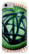 Measles Virus IPhone Case by Omikron