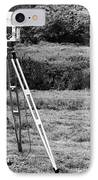 Mekometre Surveying, 1967 IPhone Case by National Physical Laboratory (c) Crown Copyright