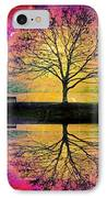 Memory Over Water IPhone Case