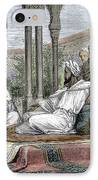 Mesue The Elder, Persian Physician IPhone Case by Sheila Terry