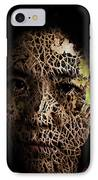 Mother Earth IPhone Case by Christopher Gaston