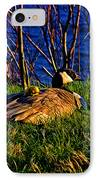 Motherly Love IPhone Case by Joshua Dwyer