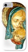Mother's Love IPhone Case by Bruce Iorio