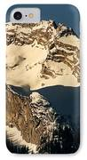 Mountain Christmas Austria Europe IPhone Case