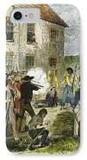 Murder Of Joseph Smith IPhone Case