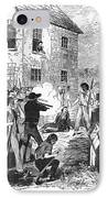 Murder Of Smith, 1844 IPhone Case by Granger