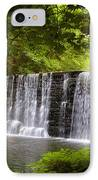 My Beautiful Waterfall IPhone Case by Bill Cannon