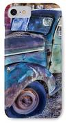My Old Truck IPhone Case by Garry Gay