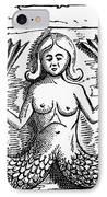 Mythology: Mermaid IPhone Case by Granger