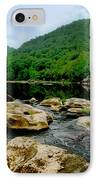 Natural Pangaea  IPhone Case by Lj Lambert