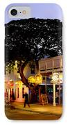 Nature Within The City IPhone Case by Karen Wiles