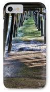Neptune's Stairway IPhone Case by Mariola Bitner