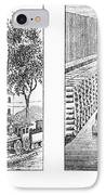 New York: Winery, 1878 IPhone Case