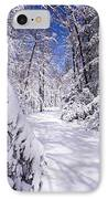 No Footprints IPhone Case by Rob Travis