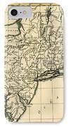 Northeast Coast Of America IPhone Case