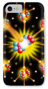 Nuclear Fission IPhone Case by David Nicholls