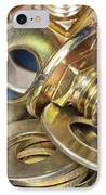Nuts Bolts And Washers IPhone Case