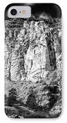 Oak Creek Mountain IPhone Case by John Rizzuto