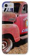 Old Circus Truck IPhone Case