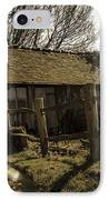 Old Fashioned Shed IPhone Case by Dawn OConnor