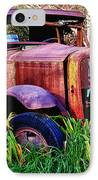 Old Rusting Truck IPhone Case