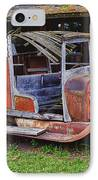 Old Timer IPhone Case by Garry Gay