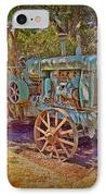 Oliver Tractor 2 IPhone Case
