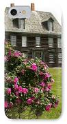 Olson House With Flowers IPhone Case