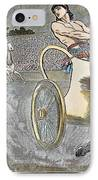 Olympic Games, Antiquity IPhone Case by Granger