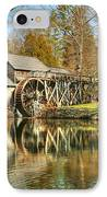 On A March Day IPhone Case by Darren Fisher