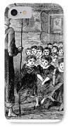 One-room Schoolhouse, 1883 IPhone Case