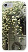 Open Dutch Door On Shed IPhone Case by Roberto Westbrook