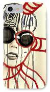 Outflow IPhone Case by Franziska Kolbe