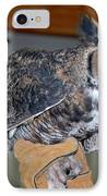 Owl Together Now IPhone Case by LeeAnn McLaneGoetz McLaneGoetzStudioLLCcom