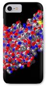 Panton-valentine Toxin IPhone Case
