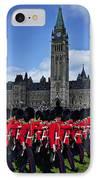 Parliament Building Ottawa Canada  IPhone Case by Garry Gay